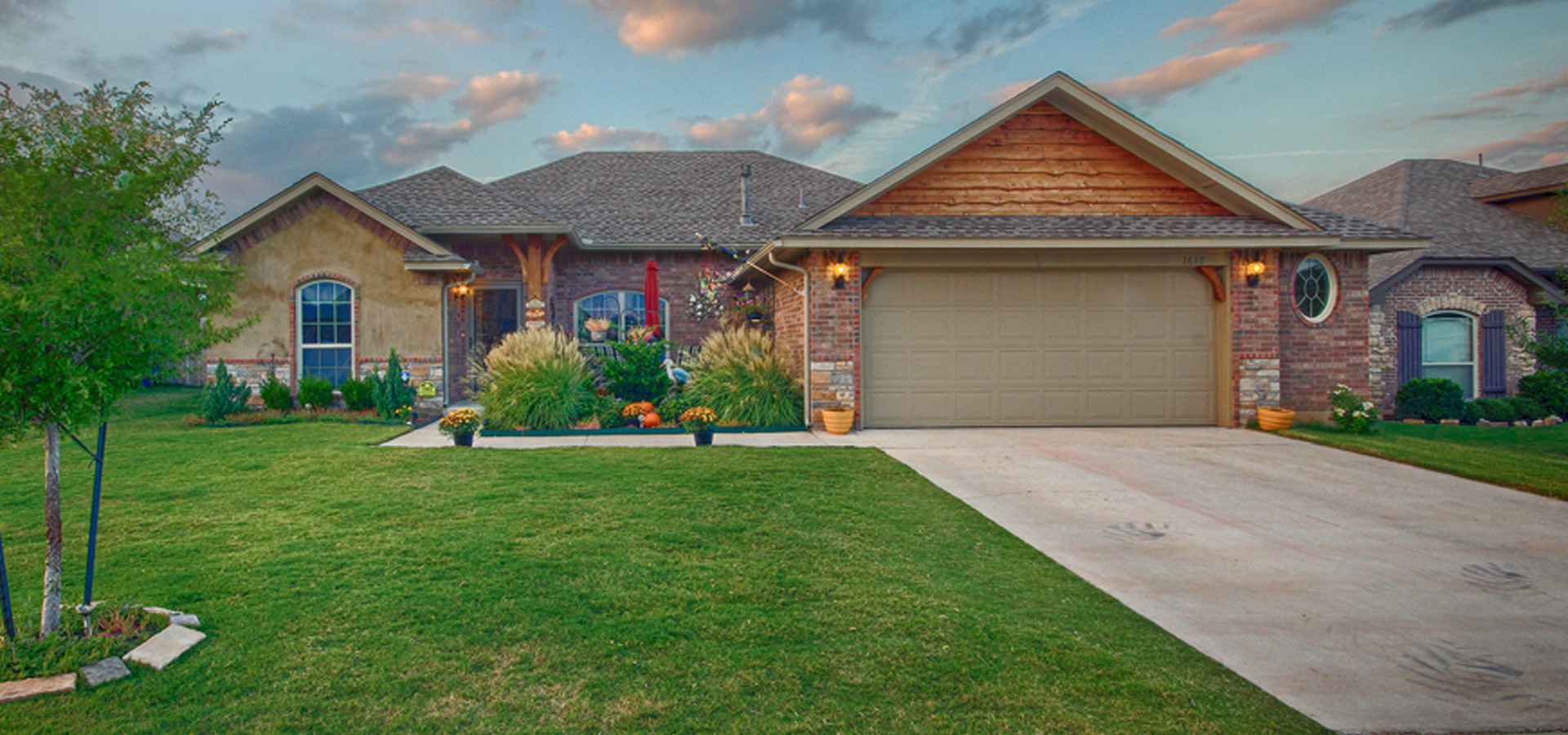 Quality Oklahoma New Homes From Home Creations